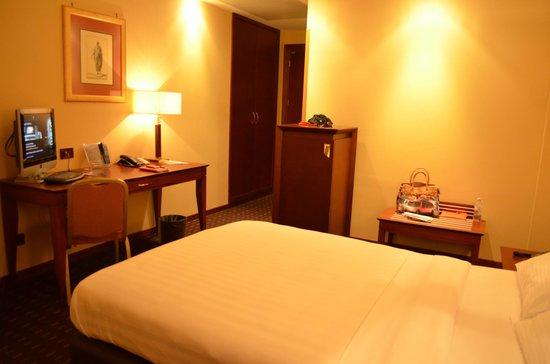 Hotel Capannelle: bella la stanza