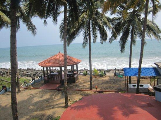 Samsara Harmony Beach Resort: Blick auf das Restarant
