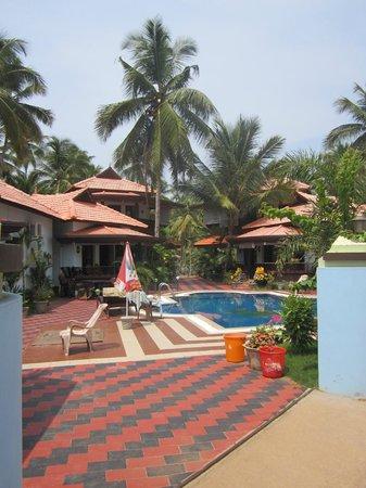 Samsara Harmony Beach Resort: Blick auf die Anlage