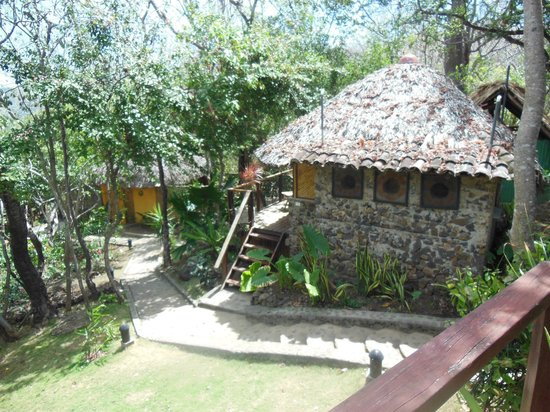 San Simian Eco Lodge: Coco Cabin