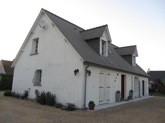 La Grille Doree : House exterior