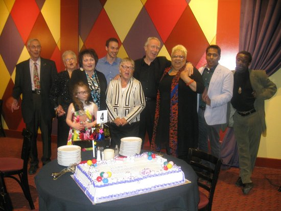Famous People Players Dinner Theatre : Aries Birthday Party