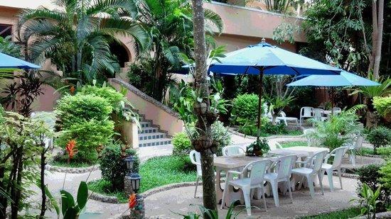Pacific Club Resort: My vista at breakfast
