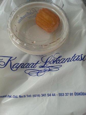 Kanaat Lokantasi : paket