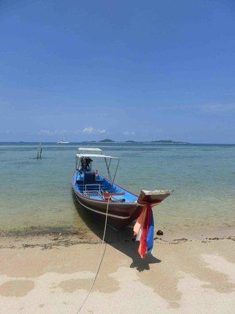 Catchasam Catamaran Charter : Le long tail boat et le Catchasam : ma prochaine photo de fond d'écran !