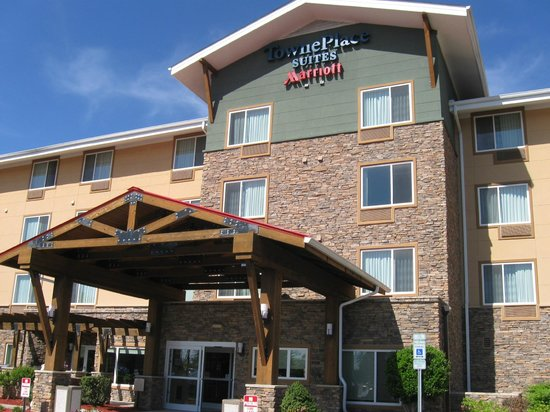 TownePlace Suites Fayetteville Cross Creek: Super Place To Stay