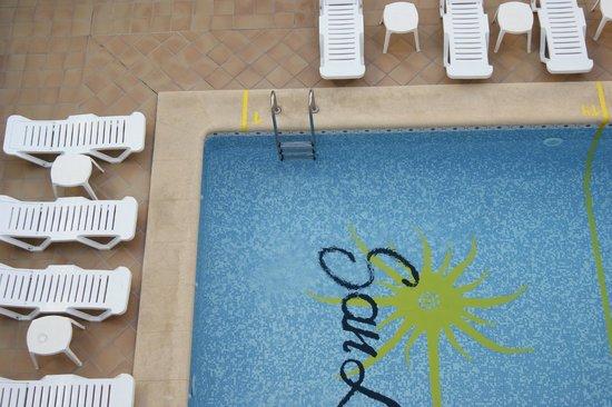 Hotel San Luis: piscina