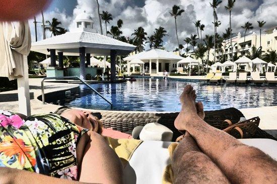 Iberostar Grand Hotel Bavaro: Vista piscina