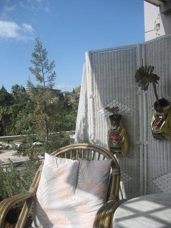 Grimani Pension: Μπαλκόνι