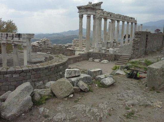 Vieille ville d'Éphèse : Kota tua Ephesus