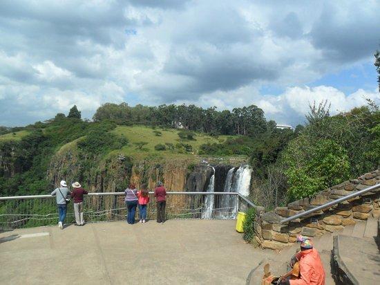 Nelson Mandela Capture Site : Howick Falls