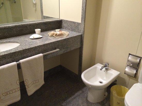Windsor Florida Hotel : Bathroom