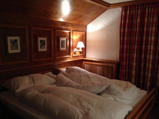 Bella Vista Hotel: A very cozy room