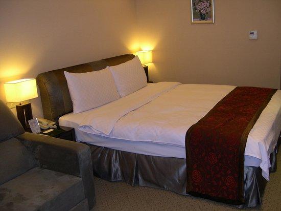 K Hotel (Taipei I): ベッド