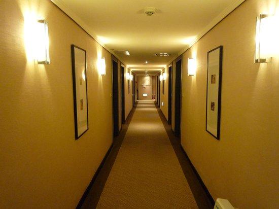 K Hotel (Taipei I): 廊下