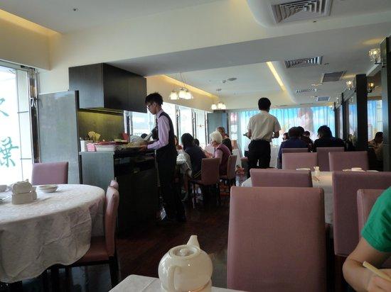 K Hotel (Taipei I): 朝食レストラン