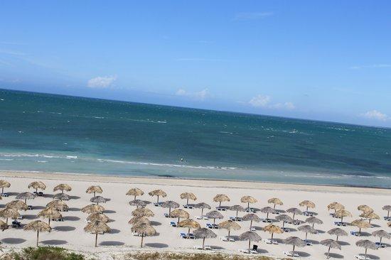 Blau Marina Varadero Resort: View of beach from lighthouse
