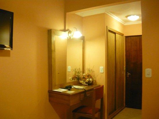 Orquídeas Hotel & Cabañas: Habitación