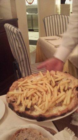 La Taverna del Leone: Pizza Roberta