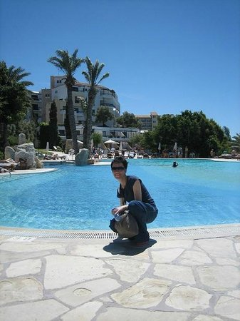 Coral Beach Hotel & Resort: Paphos hotel CB5*