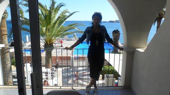 Nautico Ebeso Hotel: view