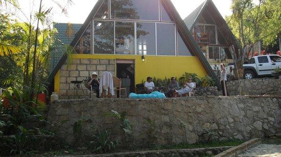 Tamasopo Falls: cabaña aventuras