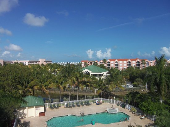 Sunrise Suites Resort: Our View