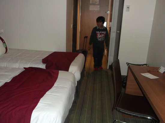 Holiday Inn Paris Marne La Vallee: our room
