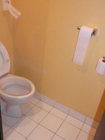 Holiday Inn Paris Marne La Vallee: separate toilet