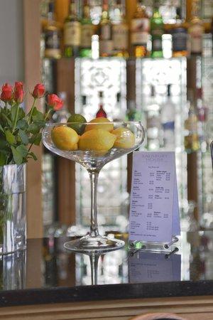 Taunton House Hotel: Bar