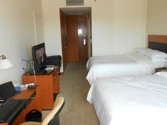 Sheraton Asuncion Hotel: Nothing Special