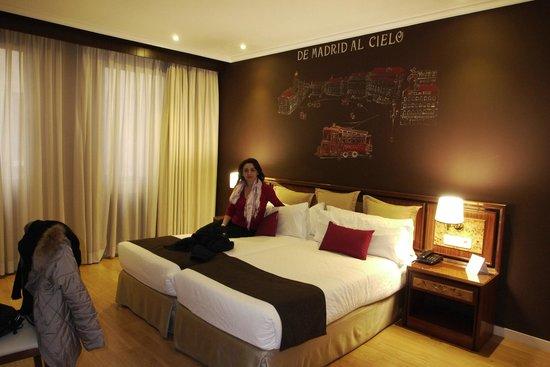 Hotel Mayorazgo: hermosa habitación