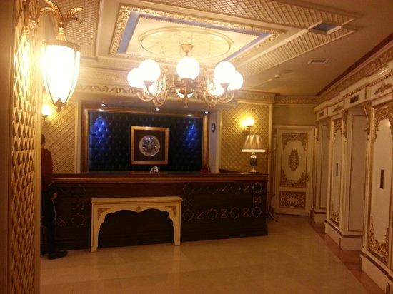 Ottoman Palace Taksim Square Hotel: la reception