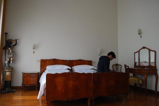 Hotel Gabrielli: Una habitación con vistas