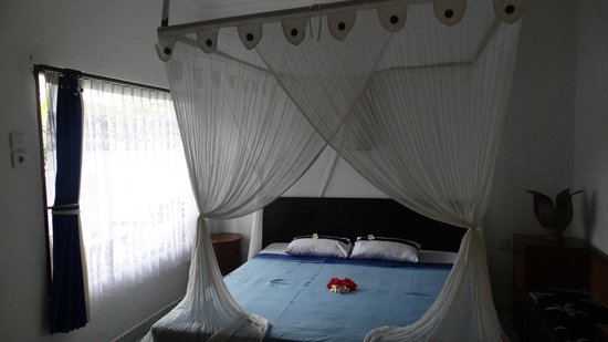 Matahari Tulamben Resort, Dive & SPA: chambre