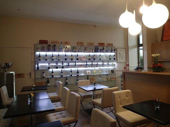 Le Boutique Hotel: Bar