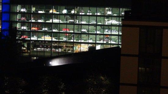 The Ritz-Carlton, Wolfsburg: Autostadt viewed from my room