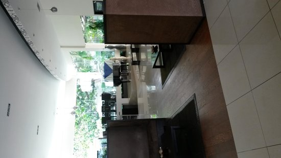Hotel Contempo: restaurant