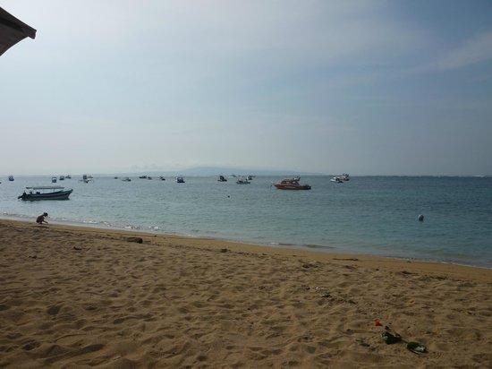 Cemara Beach : Heerlijk toch!!