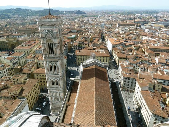 Kathedrale Santa Maria del Fiore: View