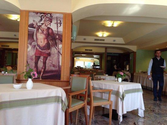 Sangallo Palace Hotel: Sala colazione /pranzo