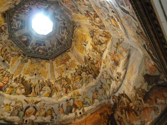 Kathedrale Santa Maria del Fiore: Inside the Dome