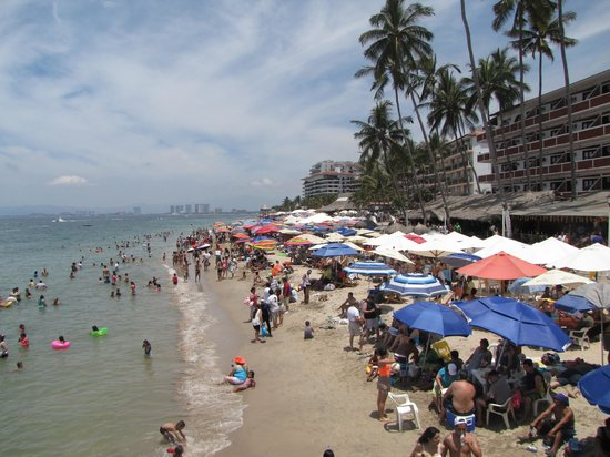 Crown Paradise Golden Resort Puerto Vallarta: Downtown PVR Beaches