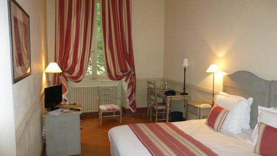 Hotel Abbaye Ecole de Soreze : Chambre 104