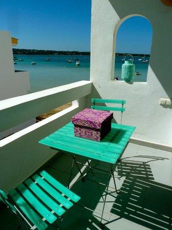 HOMEnFUN Formentera Suites: vista del loft luigi