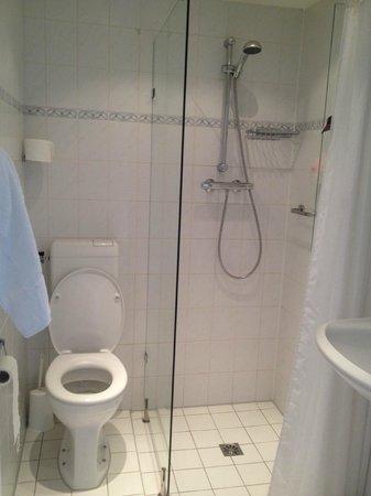 Hotel Aalders: bagno