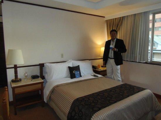 GHL Style Hotel  Belvedere: HABITACION MATRIMONIAL