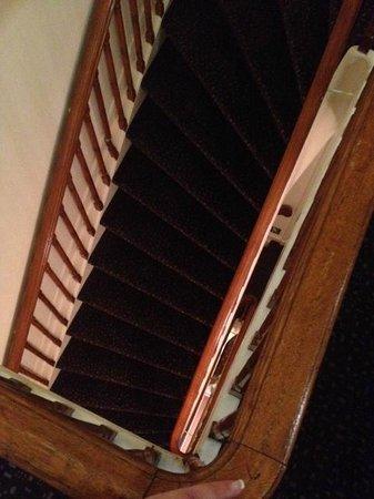 Hotel Aalders: scale troppo ripide