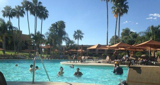 El Conquistador Tucson, a Hilton Resort: Poolside