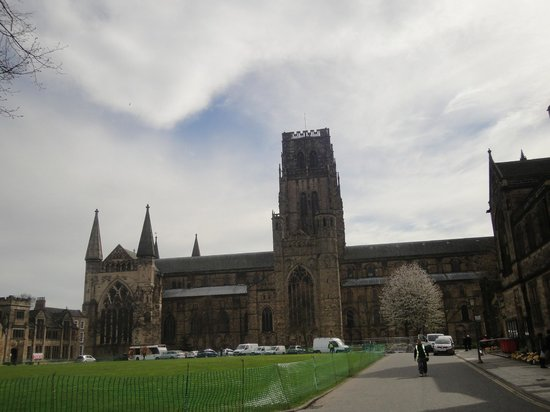 Durham Cathedral: CATHEDRAL